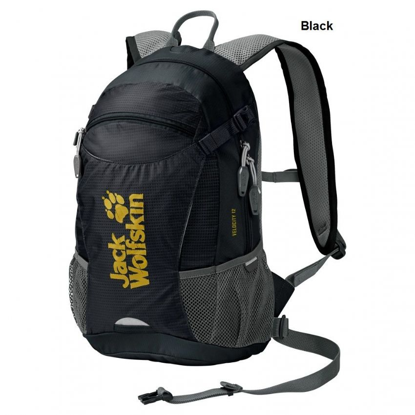 Jack Wolfskin Velocity 12 Rucksack / Back Pack / Bag - Cycling
